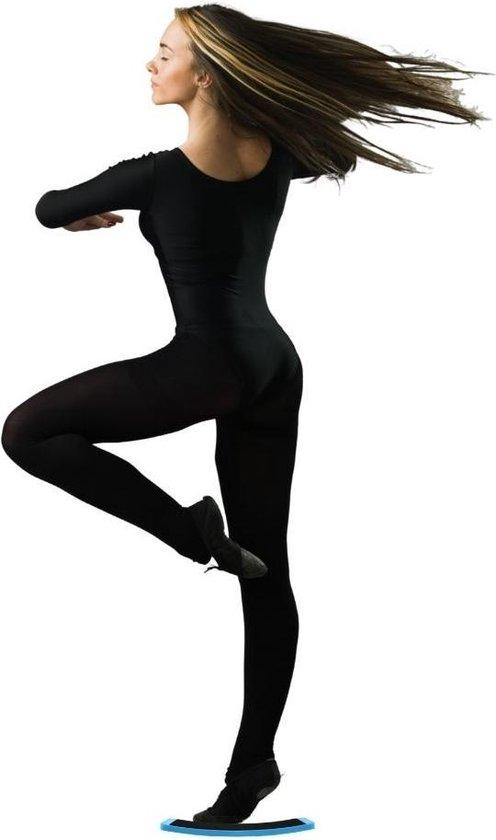 Turnboard: blauw - Ideaal voor het verbeteren van pirouettes & thuis turnen | Turning Board | Turn Board
