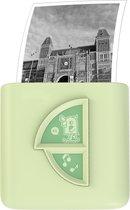 InBlue Mobiele Pocketprinter 5HD – Mini Printer – Afdrukken Via Bluetooth – Afdrukken Van Foto's En Teksten - Multifunctionele Mobiele Android & iOS App