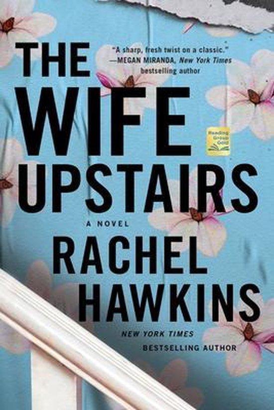 Boek cover The Wife Upstairs van Rachel Hawkins (Paperback)