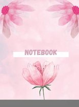 Pink Clouds Notebook Hardcover