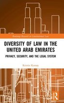 Diversity of Law in the United Arab Emirates