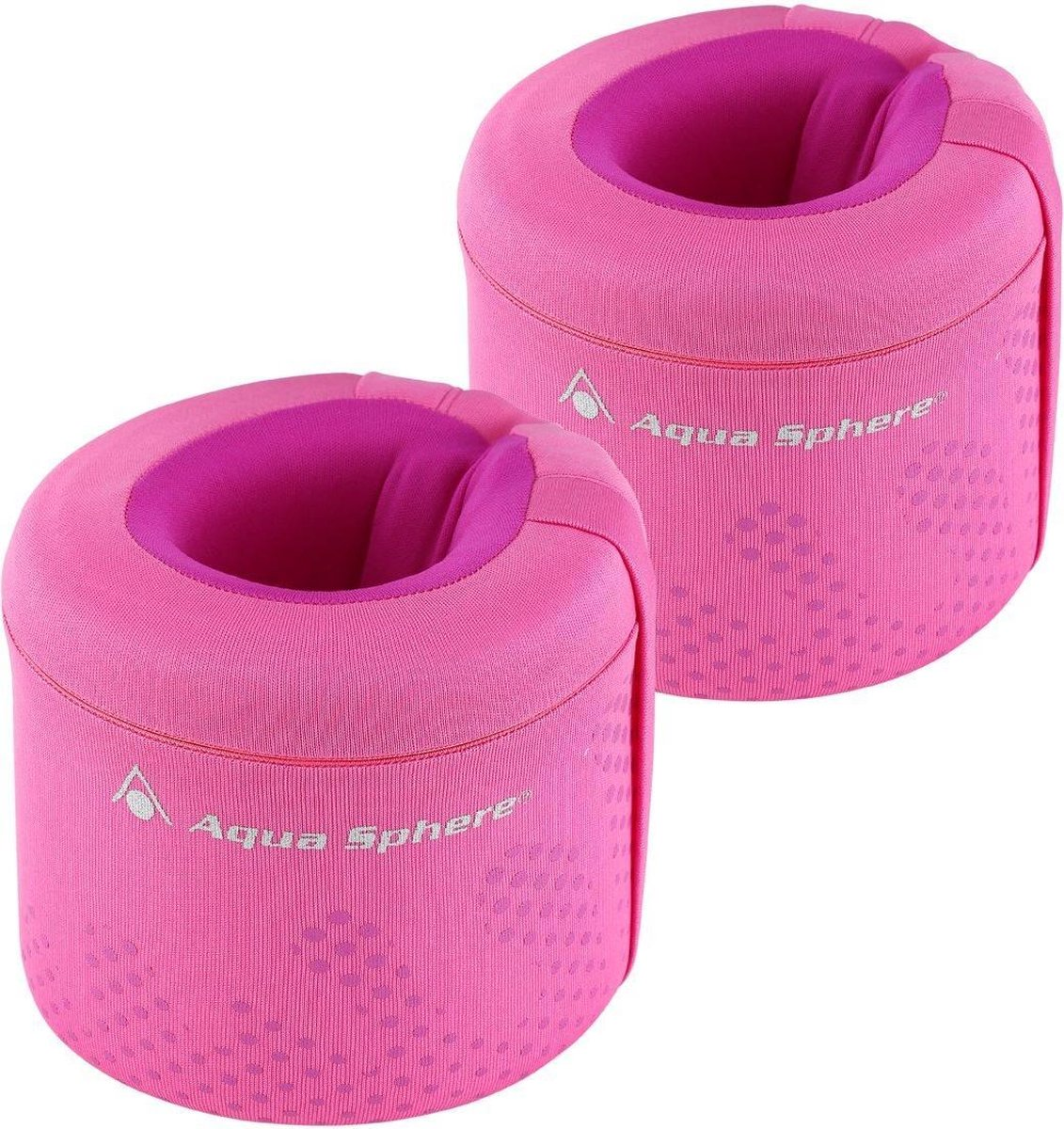 Aqua Sphere Arm Floats - Zwembandjes - Kinderen - Roze/Paars - 3-6Y (18-30kg)