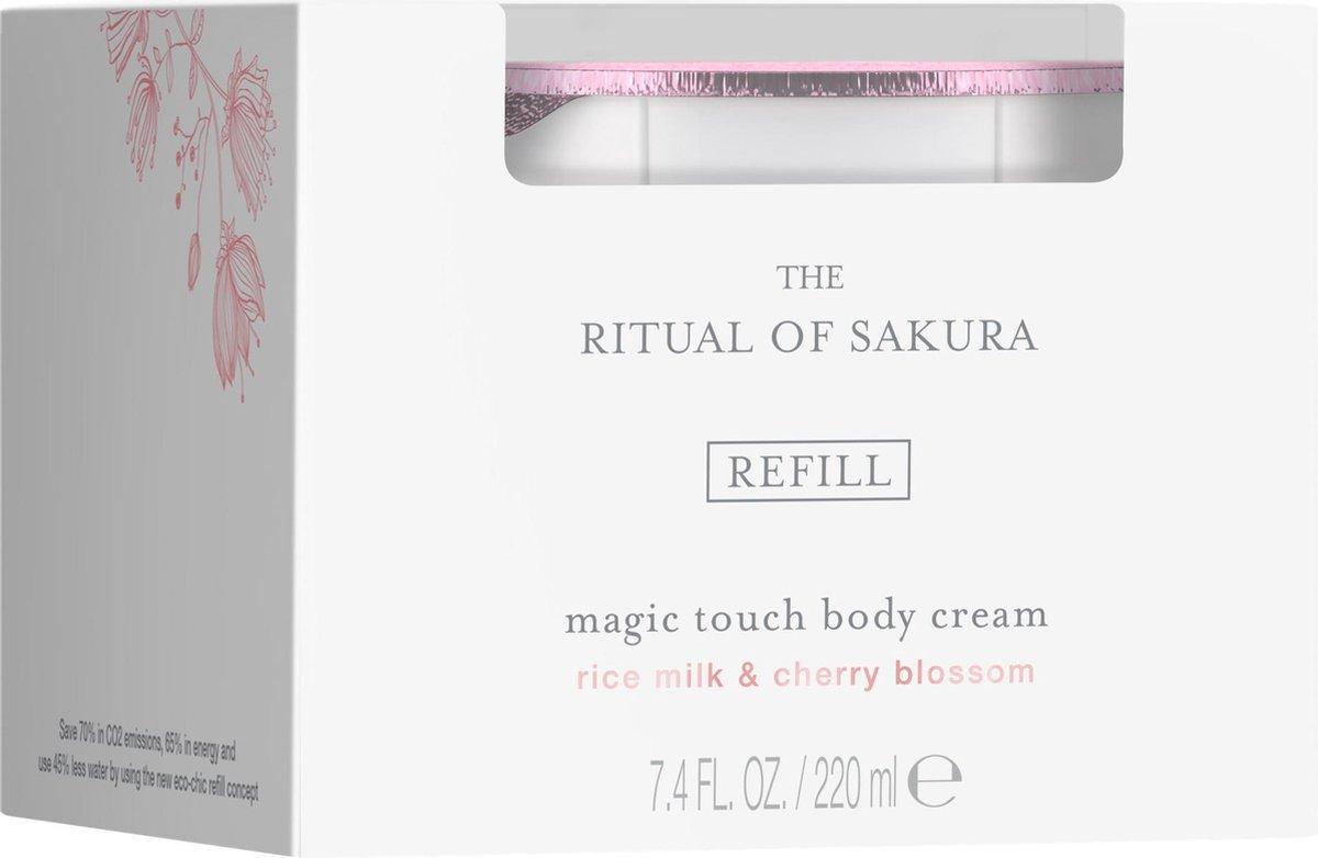 RITUALS The Ritual of Sakura Refill Body Cream - 220 ml
