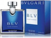 Bvlgari Blv Pour Homme After Shave Lotion 100 Ml (man)