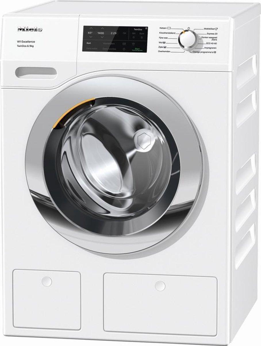 Miele WEG 675 WPS – W1 ChromeEdition wasmachine