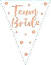 Vlaggenlijn Team Bride Rosé Goud (3.9 m)
