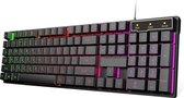 Parya Official - Gaming Toetsenbord Imice editie - Qwerty - Met LED verlichting - Zwart