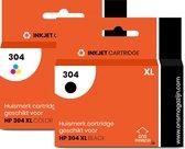 Voordeelset - vervanger voor HP 304 XL Zwart en XL