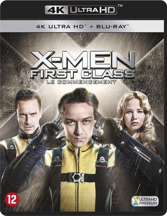 X-Men: First Class (4K Ultra HD Blu-ray)