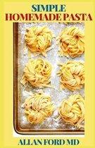 Simple Homemade Pasta