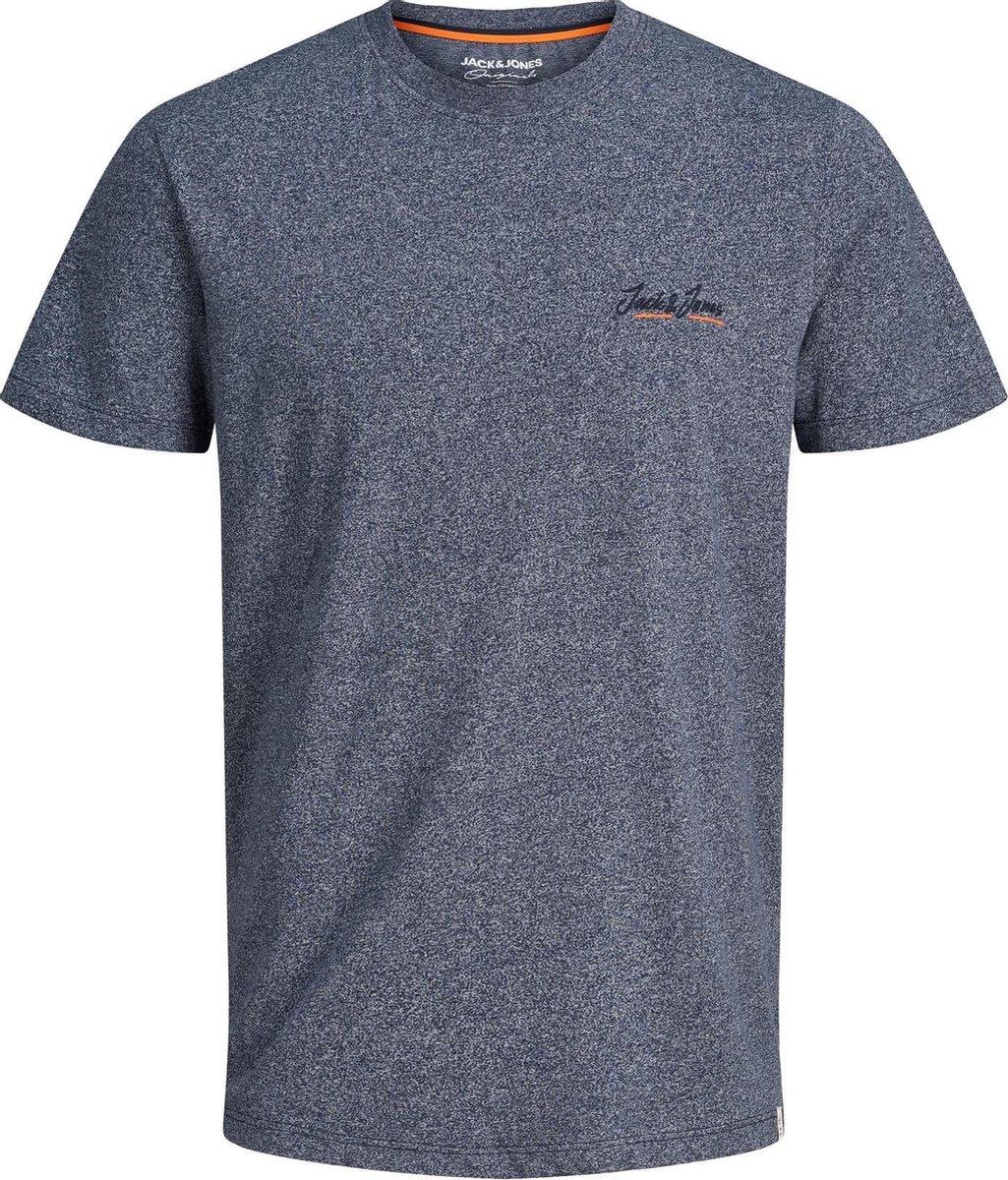 Jack & Jones Jack & Jones Originals Tons T-shirt - Mannen - navy