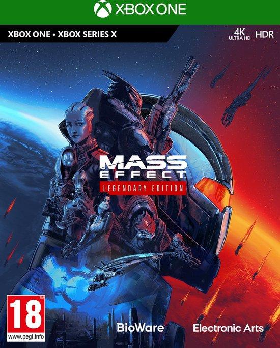 Mass Effect – Legendary Edition – Xbox One & Xbox Series X