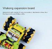 Elecfreaks – Wonder Rugged Car Kit – DHZ – Lego-compatibele – voor micro: bit [EF08212]