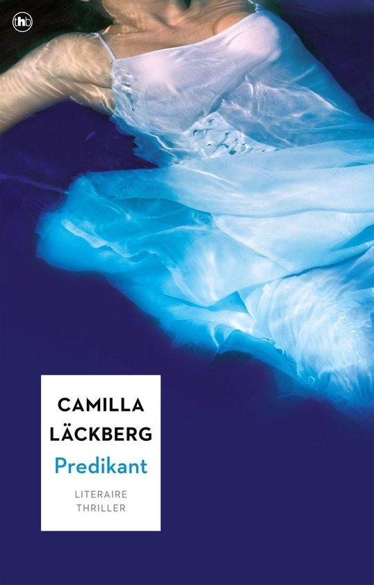 Boek cover Predikant van Camilla Läckberg (Onbekend)