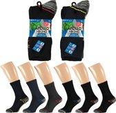 4 paar Noorse  sokken 43-46