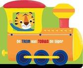 Dierenavonturen 0 -   De trein van Tobias de tijger
