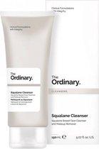 The Ordinary Squalane Cleanser Supersize - vermindert onzuiverheden - hydraterende reiniger - Vegan & Cruelty free 150ml.