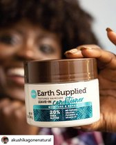 Earth Supplied Leave-In Conditioner 12oz