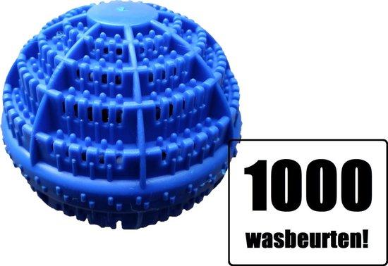 ECO - Wasbal - wasmiddel - Duurzame Wasbol - voor wasmachine - Desinfecterend - Wasmachine reiniger - Antibacterieel - Schonere Was