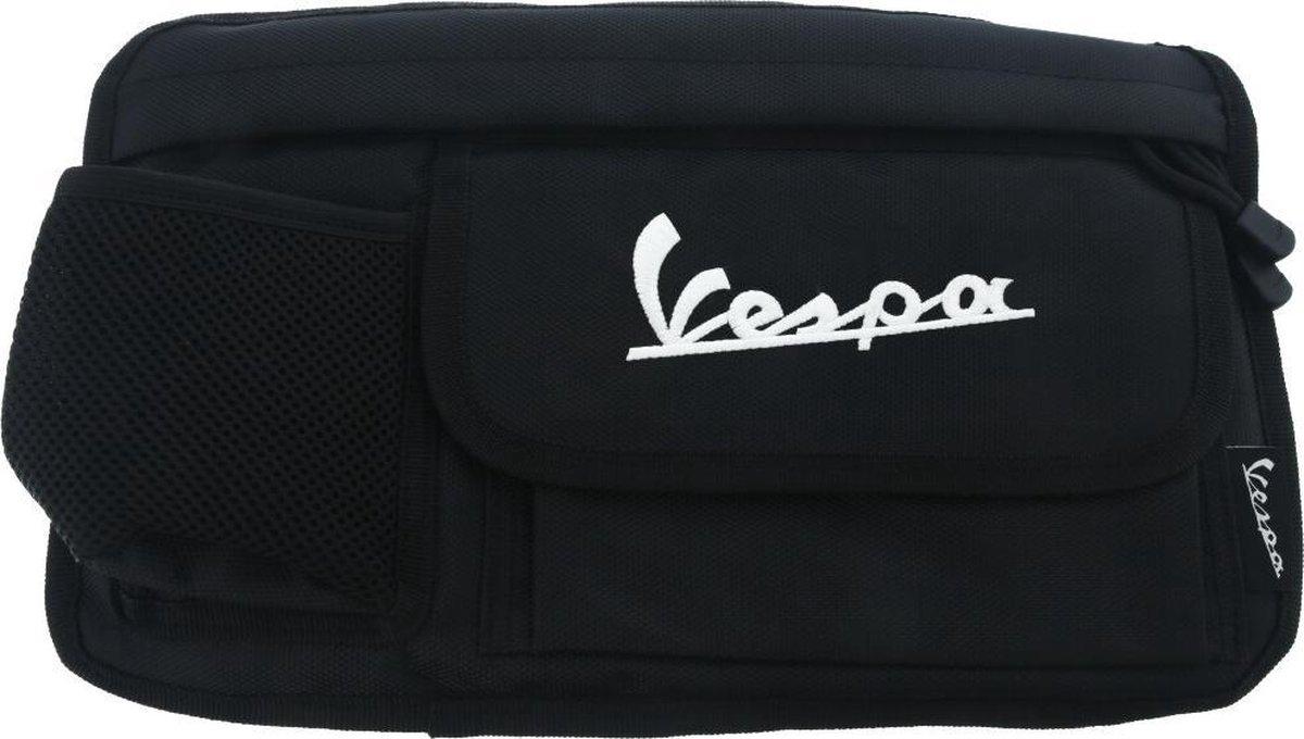 Vespa tas   zwart   Vespa accessoire   universeel   waterdicht