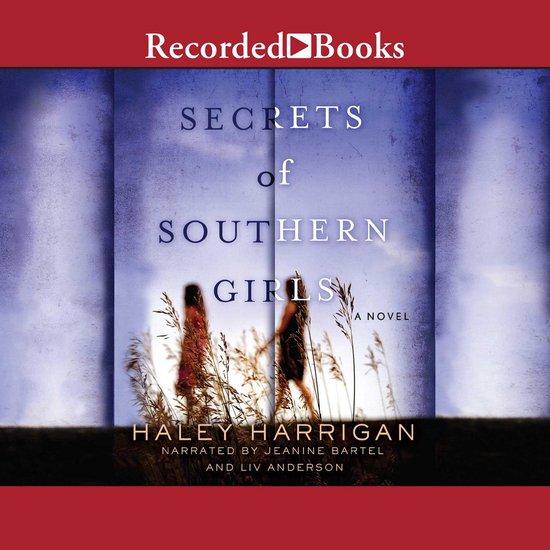 Boek cover Secrets of Southern Girls van Haley Harrigan (Onbekend)