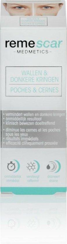 Remescar Wallen & Donkere Kringen Oogcrème - 8ml