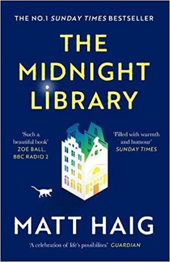 Omslag van The Midnight Library