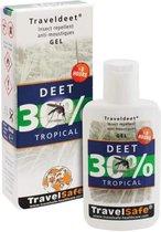 Travelsafe TravelDEET - 30% - gel 60ml