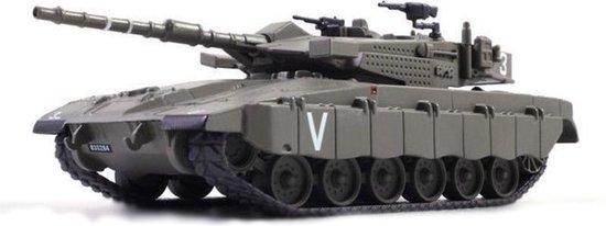 MK-3 Leger Tank Die Cast 1/72 - Leger - Army - Modelauto - Schaalmodel - Leger model