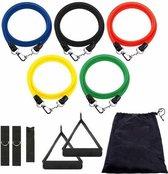XTREMEFIT™ Weerstandsbanden XL set - Resistance Fitness Sport Elastiek