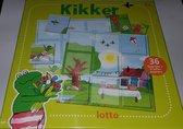 Kikker-Lotto spel