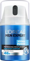 L'Oréal Men Expert Hydra Power Gezichtscrème - 50 ml - Hydraterend
