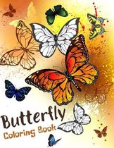 Butterfly Coloring Books For Women