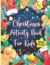 Christmas Activity Books For Kids Ages 8-12