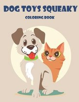 Dog Toys Squeaky Coloring Book