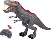 Gear2play Mighty Megasaur Robot Dino + Licht en Geluid