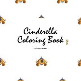 Cinderella Coloring Book for Children (8.5x8.5 Coloring Book / Activity Book)