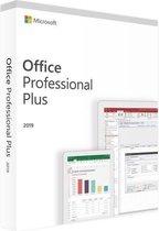 Microsoft Office Professional Plus 2019 - Voor 1 W