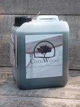 Steigerhoutbeits - 2,5 liter - Brown Wash - Steigerhout beits