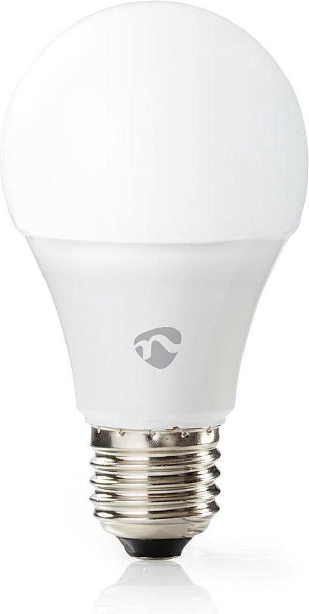 Dimbare Slimme LED Bulb lamp   E27   800 lm   9 W   Wit / Koud Wit / Warm Wit   2700 - 6500 K   Energieklasse: A+   Smartphone app   Wi-Fi