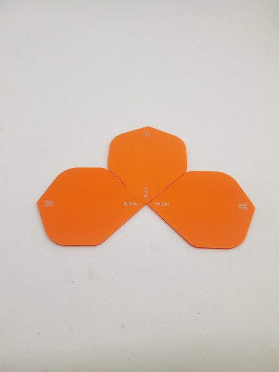 Afbeelding van het spel 10 Sets Target Ulta ID-Pro flights Oranje