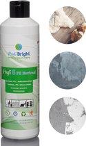 ProfiBright Zakelijk - Vloerreiniger Profi6 PH Neutraal - Universeel - Marmer - Laminaat - PVC - Concentraat - HACCP - Dierproefvrij - 500 ml