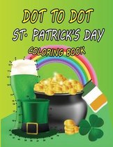 Dot to Dot St. Patrick's Day Coloring Book