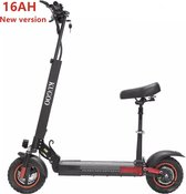 Matrix E Bike Kugoo M4 Pro Power Edition 2021   E- Step 500W 10 Inch Fat Tire   16AH Batterij   Nu Gratis Stuur Tasje OP=OP