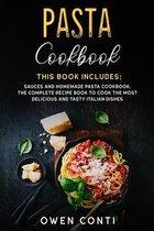 Pasta Cookbook: This Book Includes