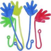 Plakhandje - Sticky hand - Kleefbare handjes - Plakhandjes - 5 Stuks