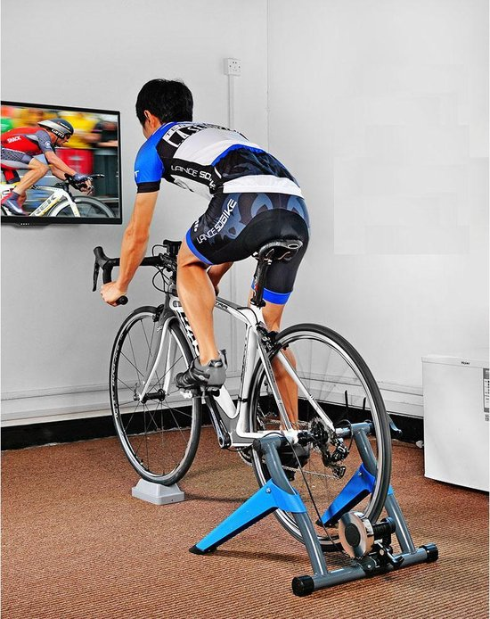 Professionele Hometrainer- fietstrainers- Hometrainer - fietsrollen trainers -hometrainer fiets - hometrainer opvouwbaar- beentrainer
