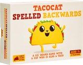 Tacocat Spelled Backwards - Bordspel