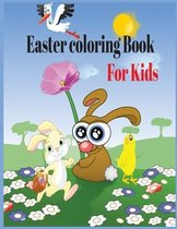 Easter Coloring Book for Kids