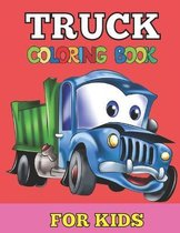 Truck coloring books for kids